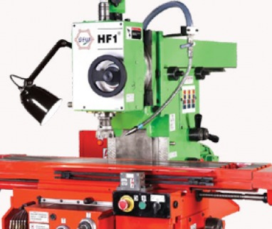 Knee-type Milling Machines
