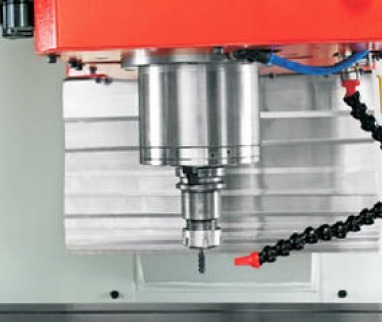 Vertical Machining Centers (VMC)